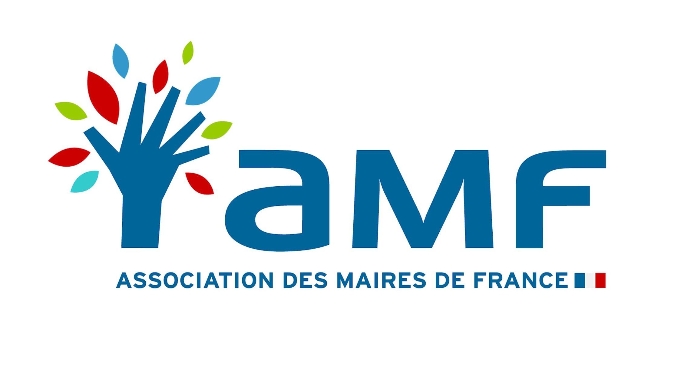 Vignette/Logo de l'AMF Association des Maires de France