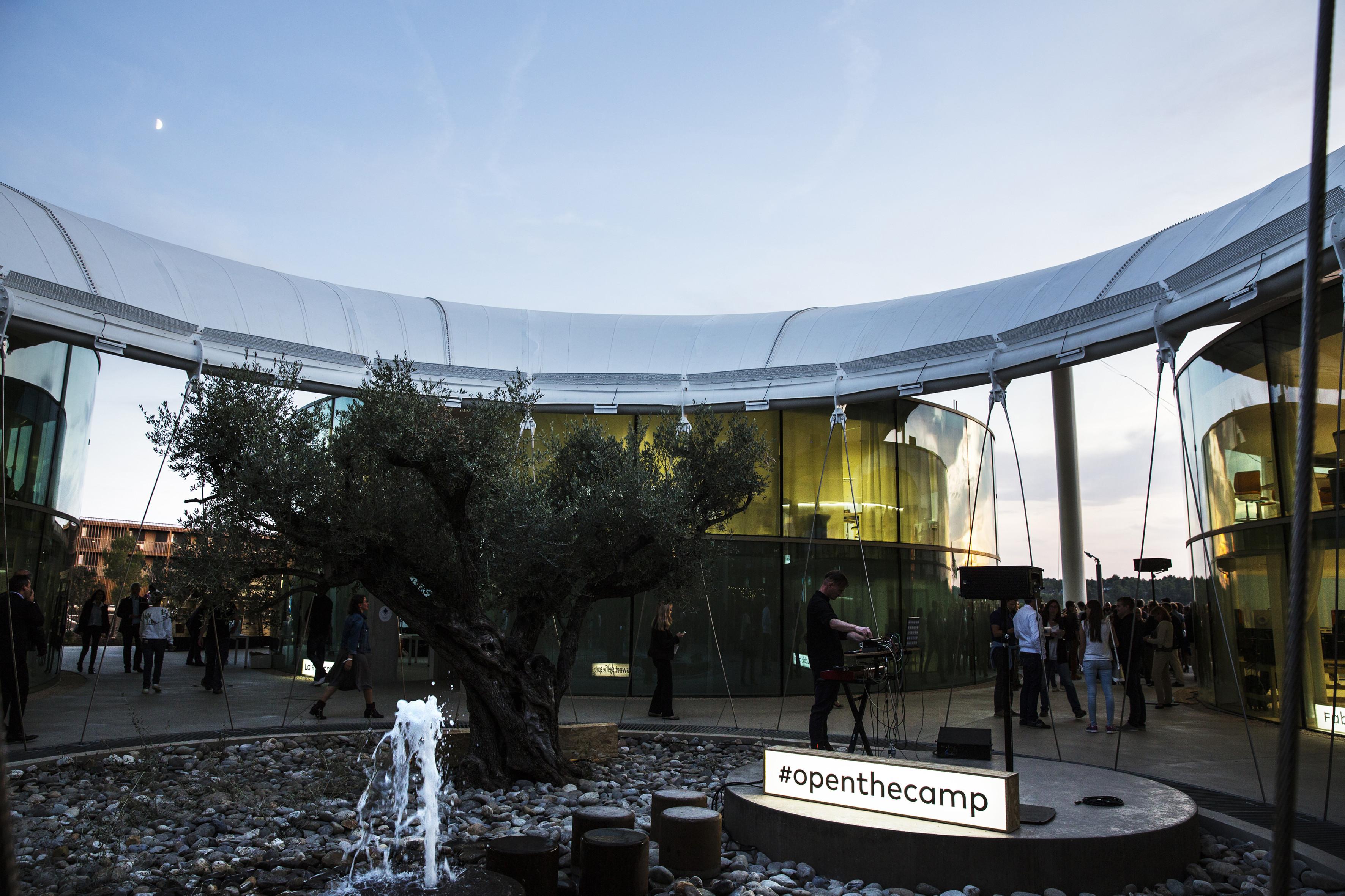 """""""Le Camp"""", le campus inspiré des universités américaines et autres think tanks à Aix-en-Provence"""