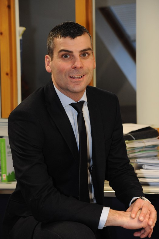 Photo de Jorge Bras, directeur des financements locaux de La Banque Postale