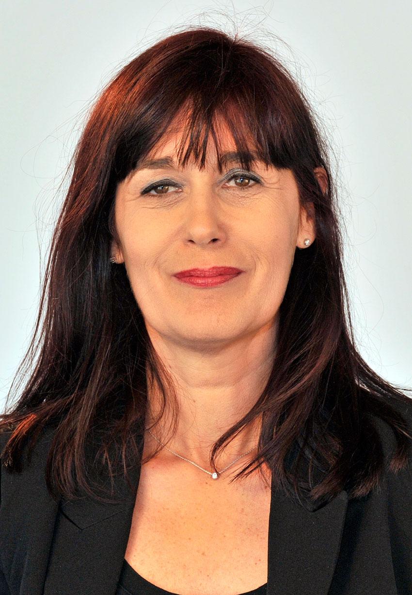 Sophie Borderie, vice-présidente du Développement social au Département de Lot-et-Garonne et présidente de la Conférence des financeurs de la prévention de la perte d'autonomie
