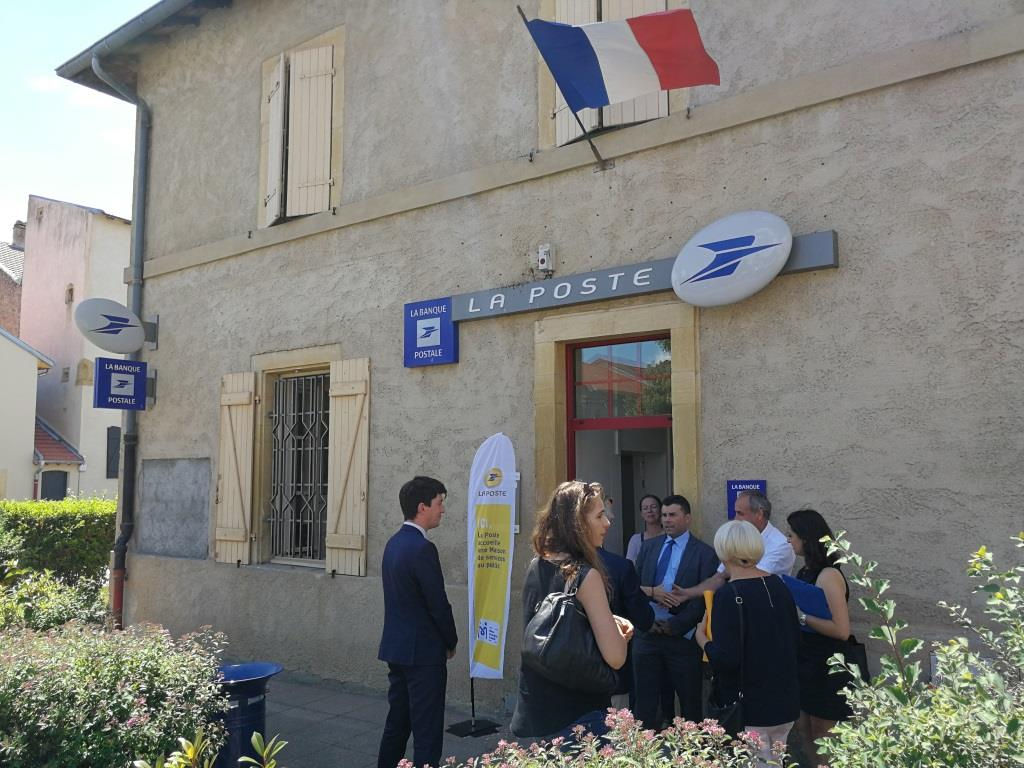 Maison de services au public (MSAP) de Lorraine accueillant le service d'accès aux titres sécurisés en ligne en Lorraine
