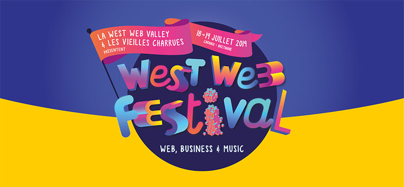 Affice du West Web festival 2019