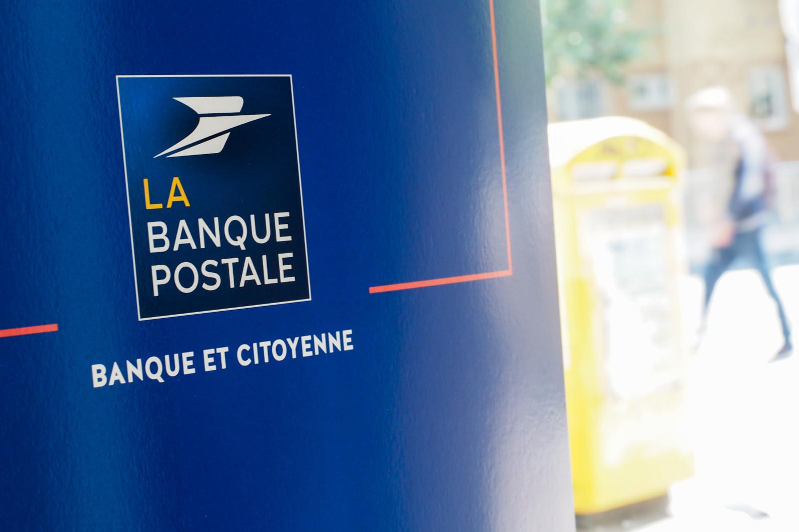 La Banque Postale's logo