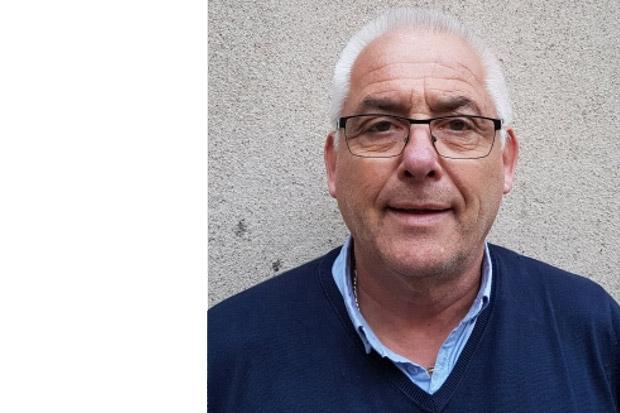 Photo de Marcel Ginoux, Maire adjoint de Saintes et vice-président de la CDPPT de Charente-Maritime