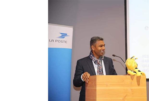 Denis Hameau, vice-président de la région Bourgogne-Franche-Comté et en charge de l'ESS