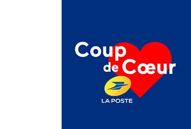 Logo Coup de cœur La Poste Femmes du numérique